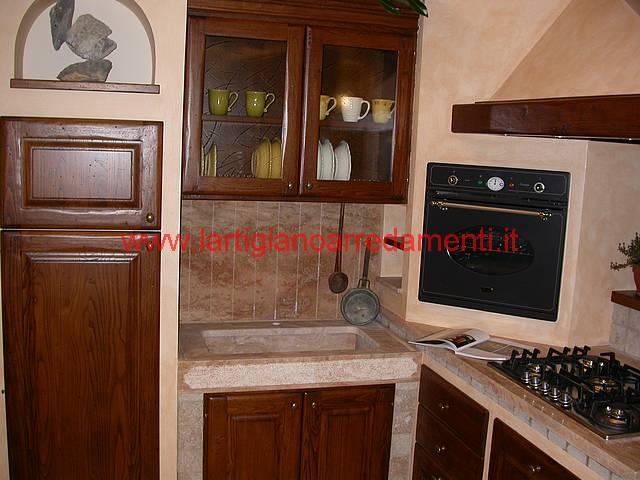 Cucine in muratura foto realizzazioni pag 1 - Foto cucine in muratura ...