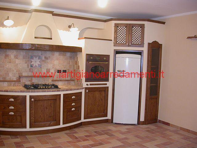Cucine in muratura foto realizzazioni pag 4 - Progetti cucina in muratura ...
