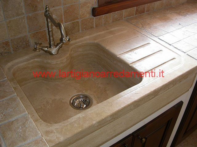 Lavandino In Muratura Per Cucina. Affordable Lavandini Cucina In E ...