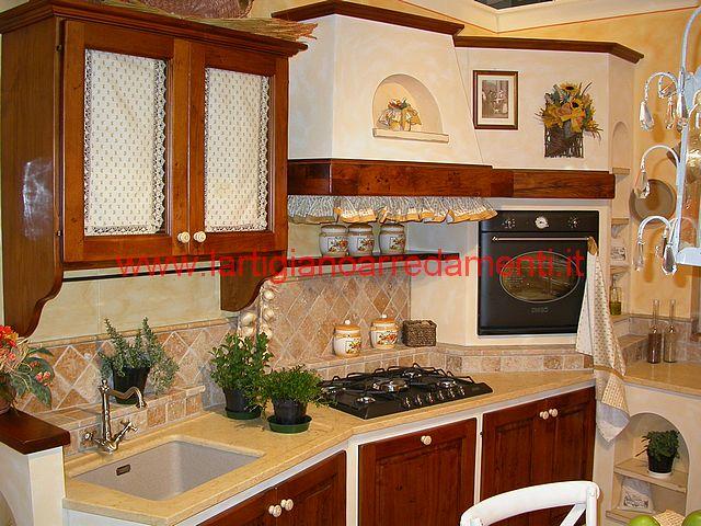 Cucine in muratura foto realizzazioni pag 6 - Cucine in muratura foto ...