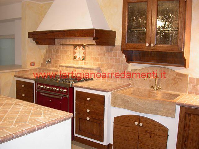 Cucine in muratura foto realizzazioni pag 7 for Cucine in muratura immagini
