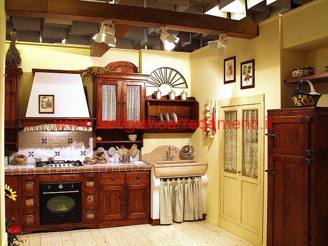 Cucine In Muratura Foto Realizzazioni
