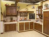 Cucina 005 - © L'ARTIGIANO arredamenti - All Rights Reserved