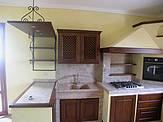 Cucina 020 - © L'ARTIGIANO arredamenti - All Rights Reserved