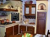 Cucina 047 - © L'ARTIGIANO arredamenti - All Rights Reserved