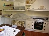 Cucina 057 - © L'ARTIGIANO arredamenti - All Rights Reserved