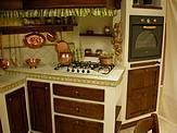 Cucina 068 - © L'ARTIGIANO arredamenti - All Rights Reserved
