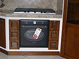 Cucina 082 - © L'ARTIGIANO arredamenti - All Rights Reserved