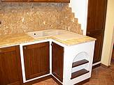 Cucina 114 - © L'ARTIGIANO arredamenti - All Rights Reserved