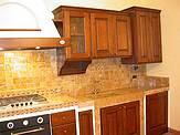 Cucina 120 - © L'ARTIGIANO arredamenti - All Rights Reserved