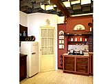 Cucina 133 - © L'ARTIGIANO arredamenti - All Rights Reserved