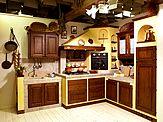Cucina 136 - © L'ARTIGIANO arredamenti - All Rights Reserved