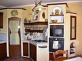 Cucina 144 - © L'ARTIGIANO arredamenti - All Rights Reserved