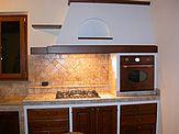 Cucina 153 - © L'ARTIGIANO arredamenti - All Rights Reserved