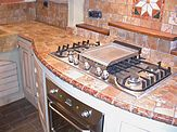 Cucina 161 - © L'ARTIGIANO arredamenti - All Rights Reserved