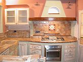 Cucina 166 - © L'ARTIGIANO arredamenti - All Rights Reserved