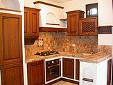 Cucina 168 - © L'ARTIGIANO arredamenti - All Rights Reserved