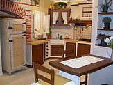 Cucina 173 - © L'ARTIGIANO arredamenti - All Rights Reserved