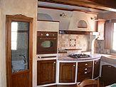 Cucina 207 - © L'ARTIGIANO arredamenti - All Rights Reserved