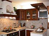 Cucina 236 - © L'ARTIGIANO arredamenti - All Rights Reserved