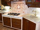 Cucina 243 - © L'ARTIGIANO arredamenti - All Rights Reserved