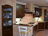 Cucina 246 - © L'ARTIGIANO arredamenti - All Rights Reserved