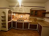 Cucina 254 - © L'ARTIGIANO arredamenti - All Rights Reserved