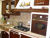 Cucina 262 - © L'ARTIGIANO arredamenti - All Rights Reserved