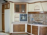 Cucina 307 - © L'ARTIGIANO arredamenti - All Rights Reserved