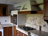 Cucina 320 - © L'ARTIGIANO arredamenti - All Rights Reserved