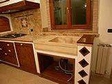 Cucina 341 - © L'ARTIGIANO arredamenti - All Rights Reserved