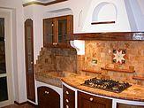 Cucina 343 - © L'ARTIGIANO arredamenti - All Rights Reserved