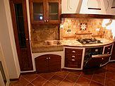 Cucina 344 - © L'ARTIGIANO arredamenti - All Rights Reserved