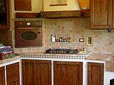 Cucina 351 - © L'ARTIGIANO arredamenti - All Rights Reserved
