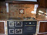 Cucina 354 - © L'ARTIGIANO arredamenti - All Rights Reserved