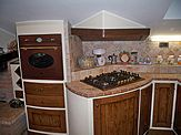 Cucina 407 - © L'ARTIGIANO arredamenti - All Rights Reserved