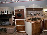 Cucina 417 - © L'ARTIGIANO arredamenti - All Rights Reserved