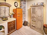 Cucina 465 - © L'ARTIGIANO arredamenti - All Rights Reserved